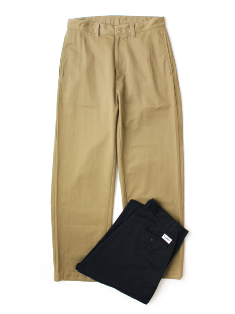SAYHELLO Daily Work Chino -Wide Fit-