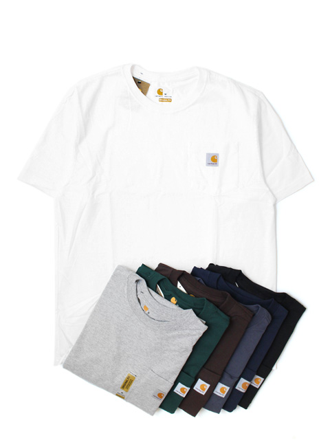 【30%OFF】Carhartt POCKET S/S TEE(半袖)