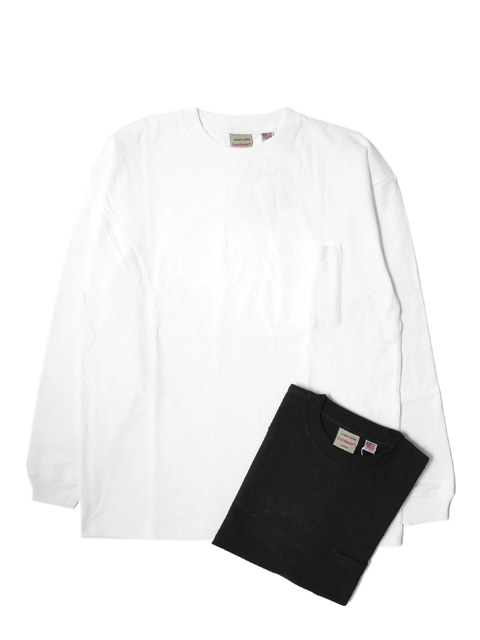 Goodwear L/S Pocket Tee With Rib -BIG-(長袖/リブ有)
