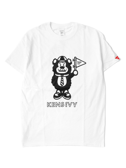 【50%OFF】KENS iVY IVY BEAR S/S TEE
