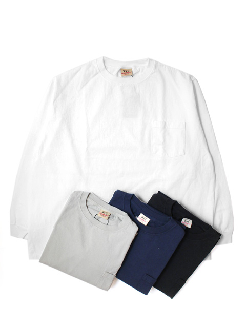 【40%OFF】GOODWEAR L/S Pocket Tee -2XL BIG SIZE-