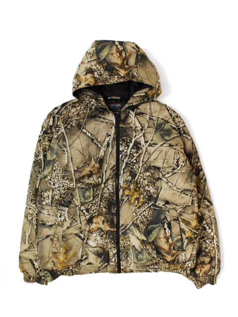 WFS Cotton Insulated Hooded Jacket