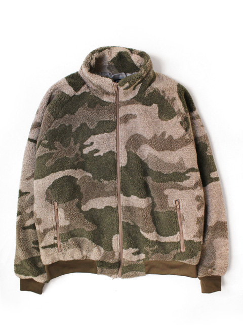 【60%OFF】WFS Berber Camo Jacket