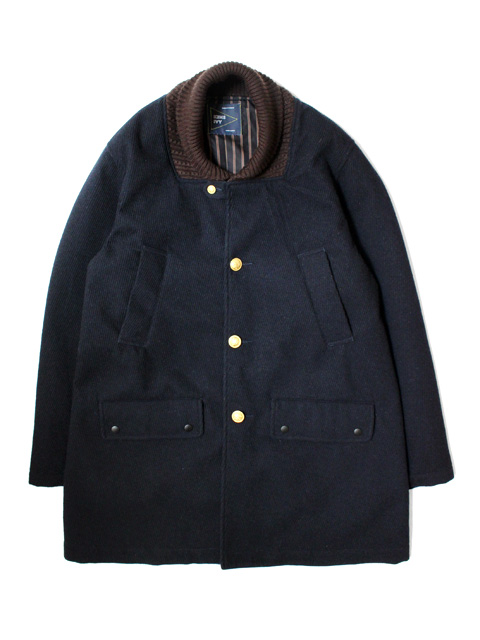 KENS iVY DONKEY COAT -TWEED 3 LAYER-