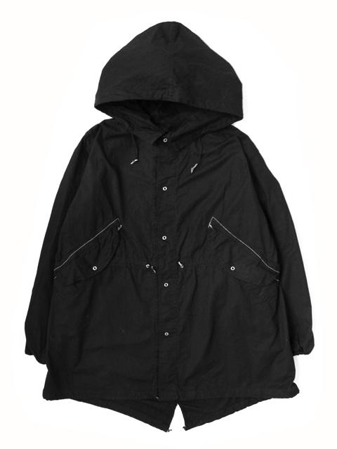 【Deadstock】MILITARY SURPLUS US SNOW PARKA -Dye Black-