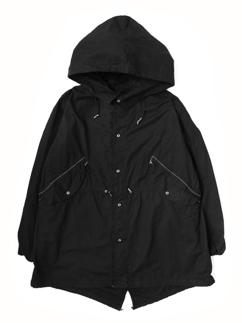【Deadstock】MILITARY SURPLUS US SNOW PARKA -Dye Black-