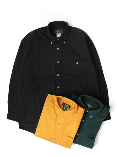 【30%OFF】COBRA CAPS Heavy Denim Long Sleeve -COLOR-