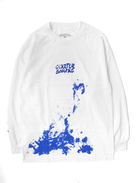 QUARTERSNACKS SPLATTER L/S