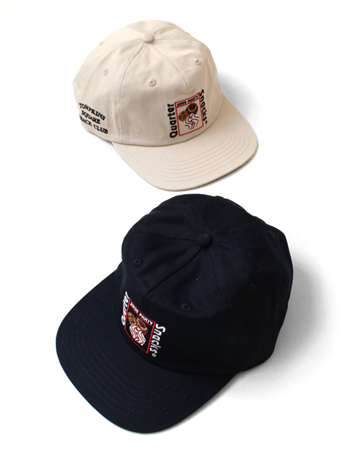 QUARTERSNACKS PARTY CAP