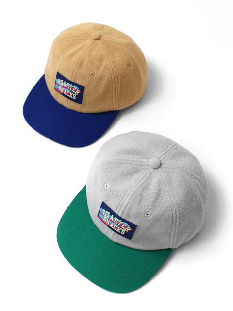 QUARTERSNACKS FLEECE CAP