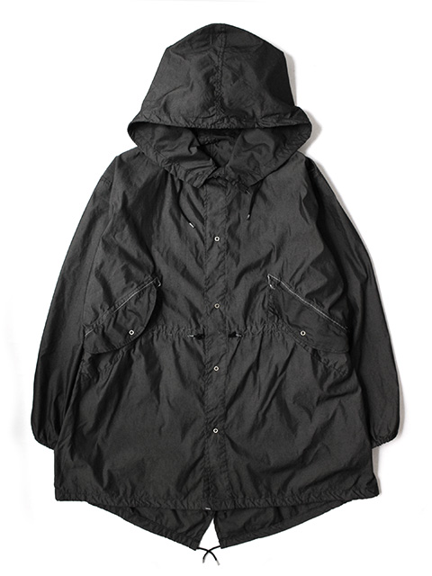 【Deadstock】MILITARY SURPLUS US SNOW PARKA 2  -Dye Black-