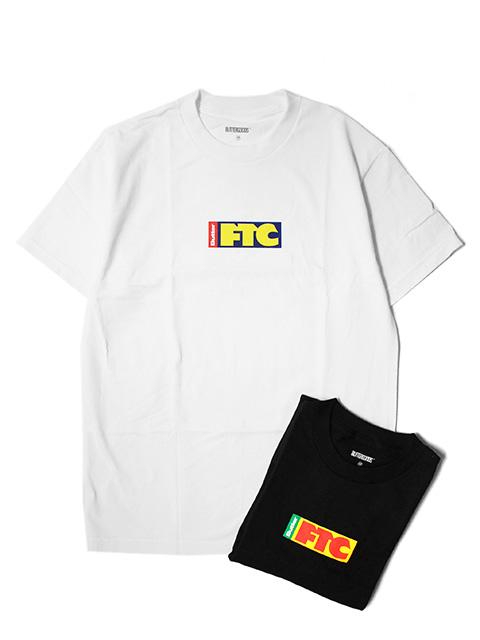【40%OFF】FTC x BUTTER GOOD FLAG LOGO TEE