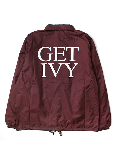 【40%OFF】KENS iVY GET IVY COACH JACKET