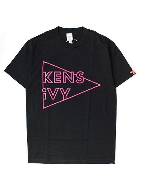 【20%OFF】KENS iVY TRIANGLE LOGO S/S TEE