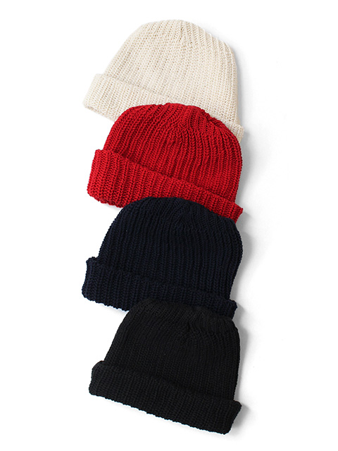 COLUMBIA KNIT Bulky Knit Watch Caps - Short-
