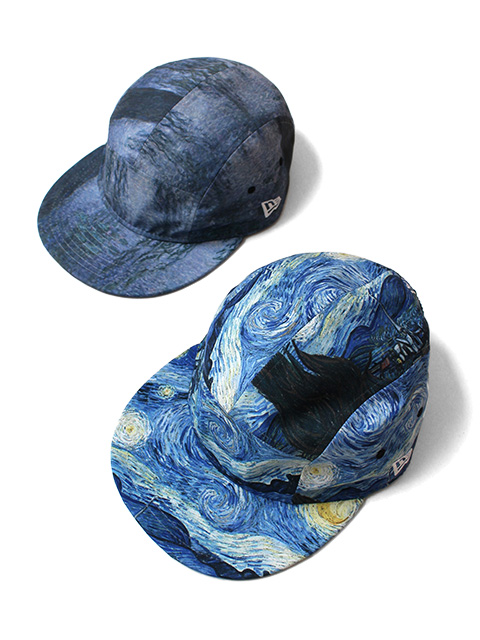 NEW ERA Jet Cap Vincent Willem Van Gogh / Claude Monet