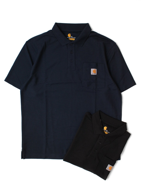 【20%OFF】Carhartt Contractor's Work Pocket Polo