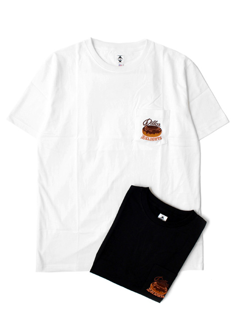 【20%OFF】EXPANSION DD EMBROIDERY T-SHIRTS