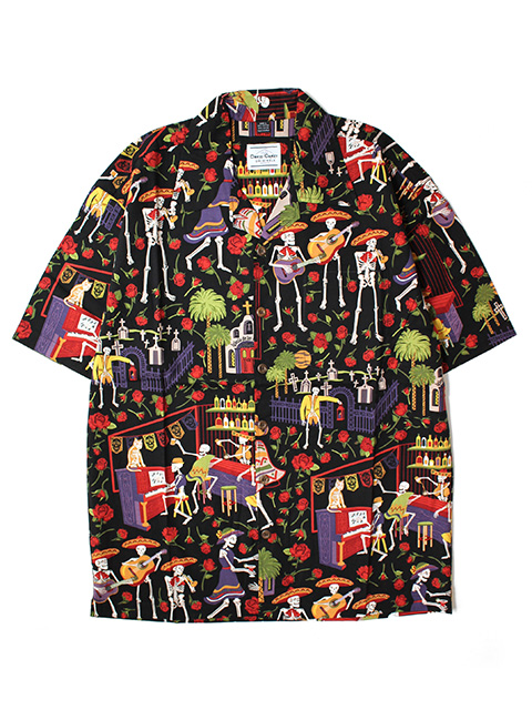 DAVID CAREY DAY OF THE DEAD SHIRTS