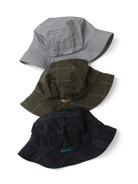 【40%OFF】SAYHELLO Check Washed Hat