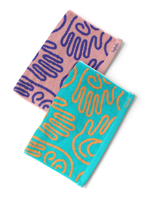 【40%OFF】SAYHELLO Daily Face Towel