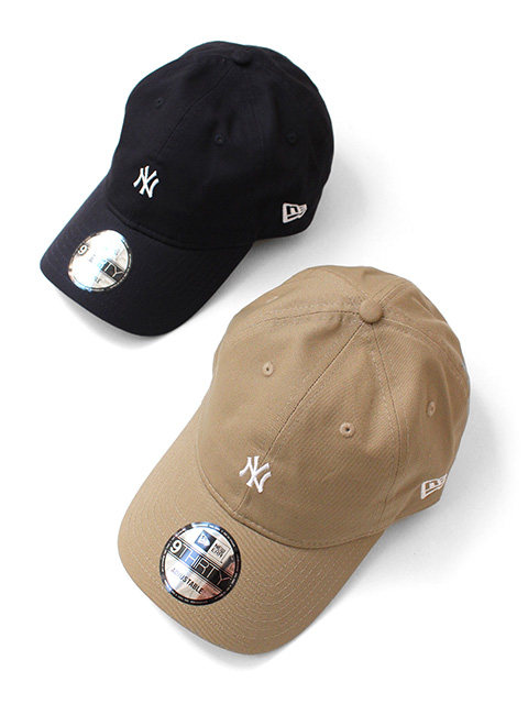 【40%OFF】NEW ERA 9THIRTY COTTON TWILL MINI LOGO