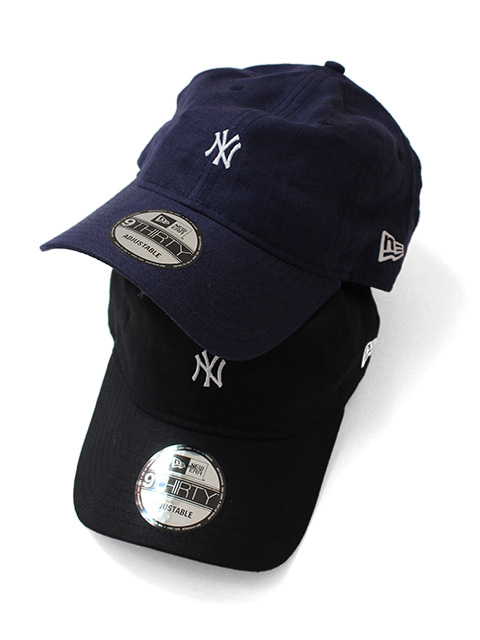 NEW ERA 9THIRTY LINEN CHANBRAY MINI LOGO