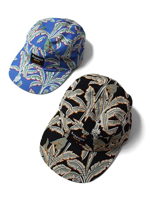 ACAPULCO GOLD ALOHA 5-PANEL CAMP CAP