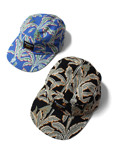 ACAPULCO GOLD ALOHA 5-PANEL CAMP CAP