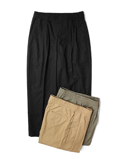 【40%OFF】RUTSUBO(坩堝) EASY PANTS