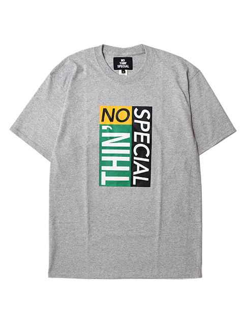 【30%OFF】NOTHIN'SPECIAL TILE LOGO TEE