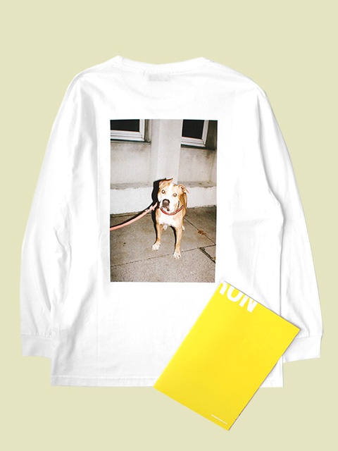 WHITEHOUSE3000 LONGSLEEVE DOG COLLECTION -AARON-