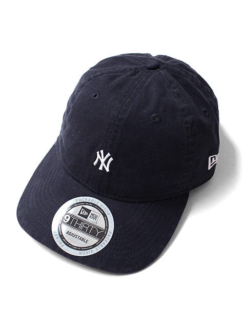 【40%OFF】NEW ERA 9THIRTY New York Yankees Packable Mini Logo