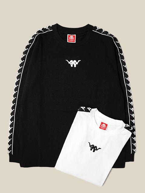 Kappa UP&DOWN BANDA Long Sleeve T-shirt