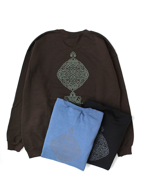 【40%OFF】rajabrooke ARABESQUE CREWNECK