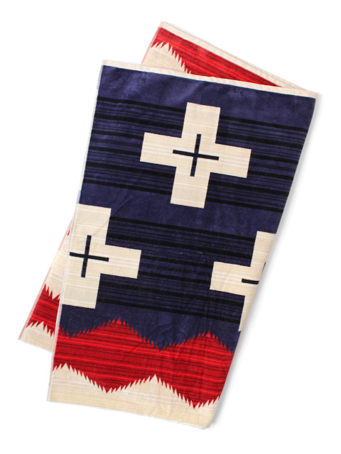 PENDLETON OVERSIZED JACQUARD TOWELS -BRAVE STAR-