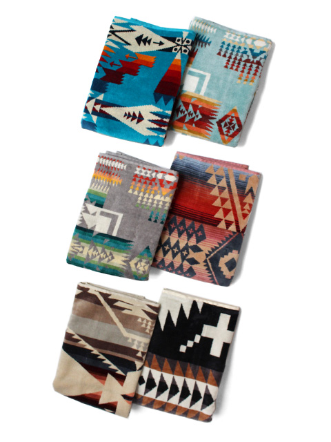 【30%OFF】PENDLETON JACQUARD TOWEL WASH