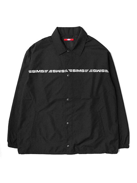 【40%OFF】SIMS LOGO COACH JACKET