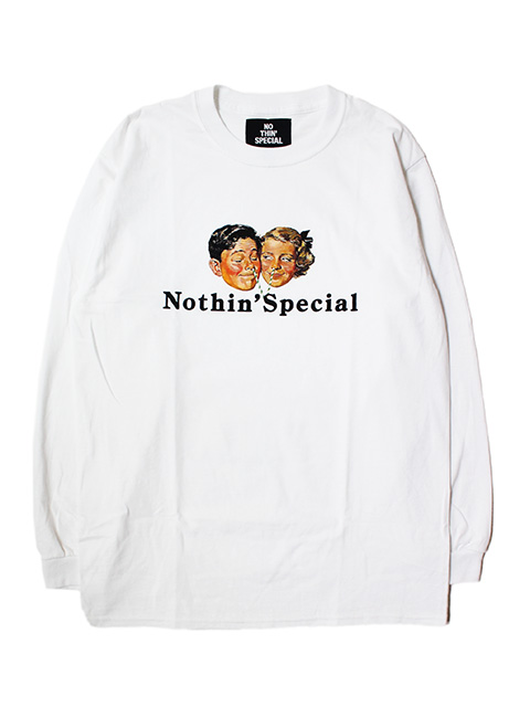 NOTHIN'SPECIAL ENJOY LONG SLEEVE