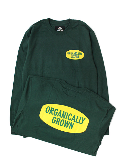 【40%OFF】NOTHIN'SPECIAL ORGANICALLY LONG SLEEVE