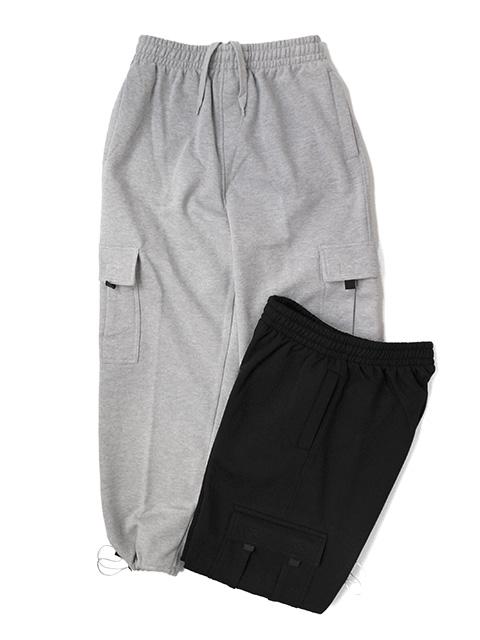 PRO5 Heavy Fleece Cargo Pants -Loose Fit-