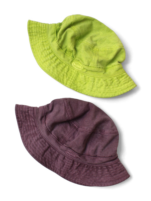 SAYHELLO Pigment Dyed Hat