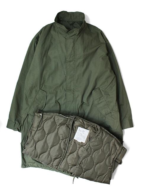 【Custom】Rothco M51 Fishtail Parka -Stand Collar-