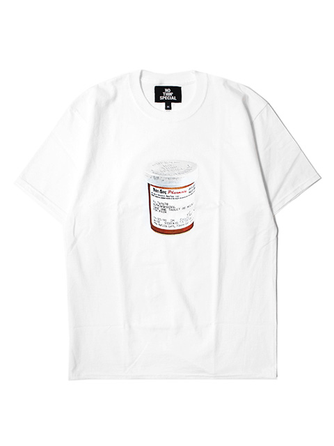NOTHIN'SPECIAL PILL CASE TEE