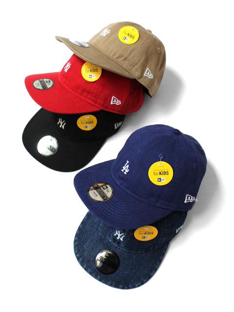 【30%OFF】NEW ERA Youth 9TWENTY NewYork Yankees Packable Mini Logo