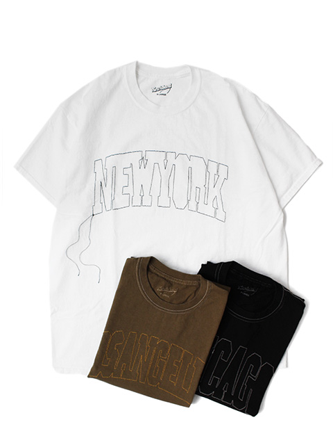 【30%OFF】Newisland Stitch T-shirt