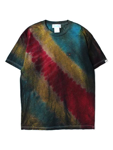 【40%OFF】Hombre Nino S/S PRINT TEE -TYE DYE- Tie dye by D.Y.E
