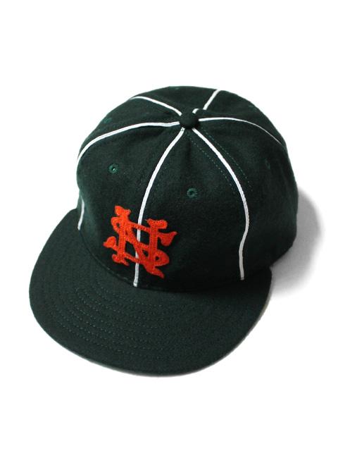 NOTHIN'SPECIAL x EBBETS FIELD PLAYER BASEBALL CAP