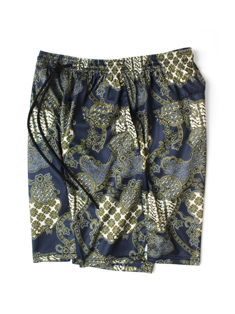 rajabrooke BATIK FOOTBALL SHORTS