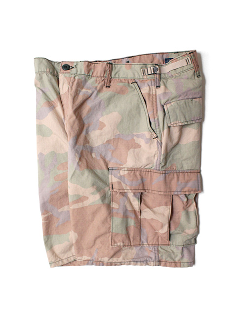 PROPPER RIPSTOP BDU SHORTS -Bleached Woodland-